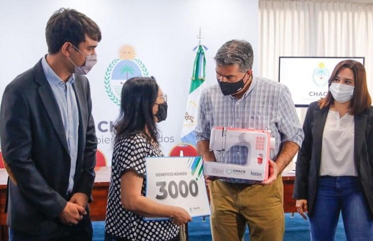 Con Más Herramientas y Equipamiento Chaco Solidario Llegó a la Entrega 3.000