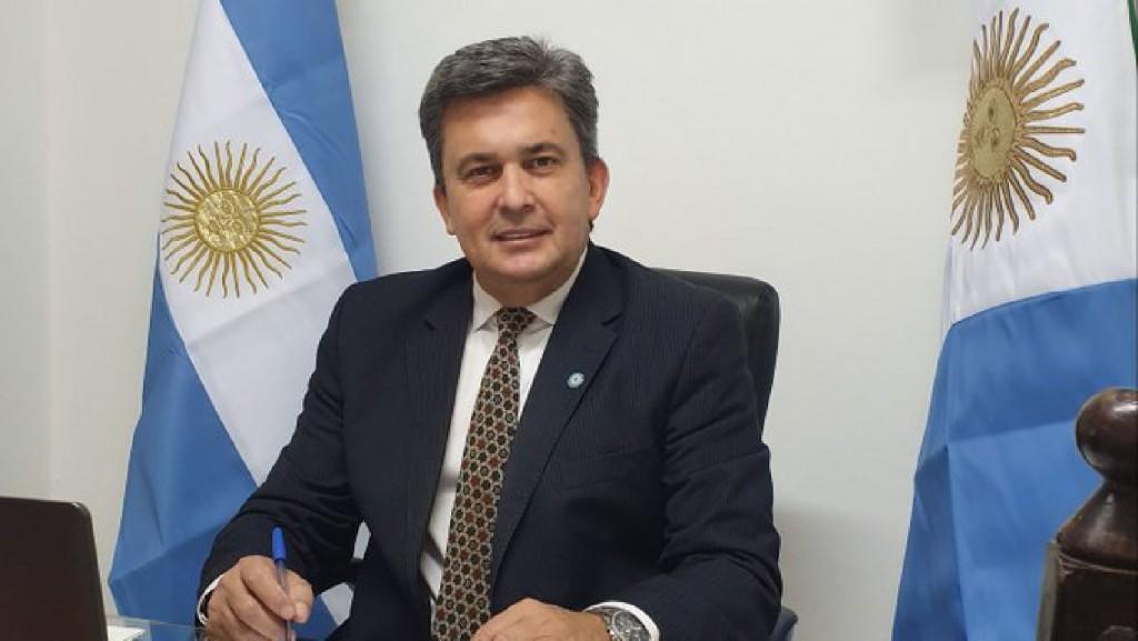 Senador Victor Zimmermann | PROYECTO DE EMERGENCIA AGROPECUARIA, PRODUCTIVA Y FINANCIERA PARA LA PROVINCIA |