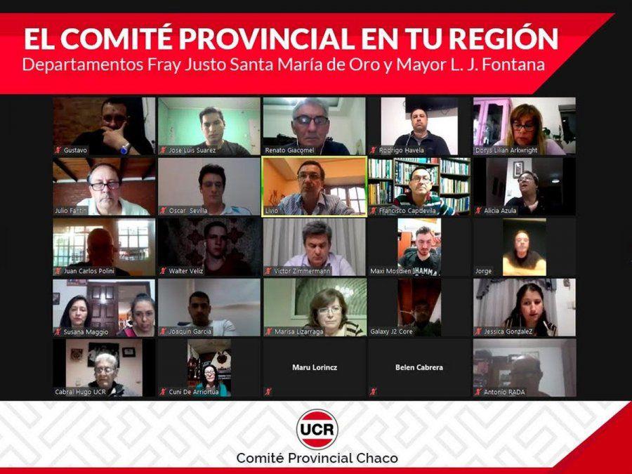El Comité provincial UCR denuncia falta de camas y respiradores en Villa Ángela