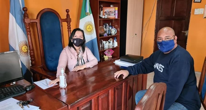 Enrique Urien:  ARTICULADO ENTRE EL MUNICIPIO Y LA UDAI VILLA ÁNGELA SE LLEVÓ ADELANTE EL OPERATIVO ANSES