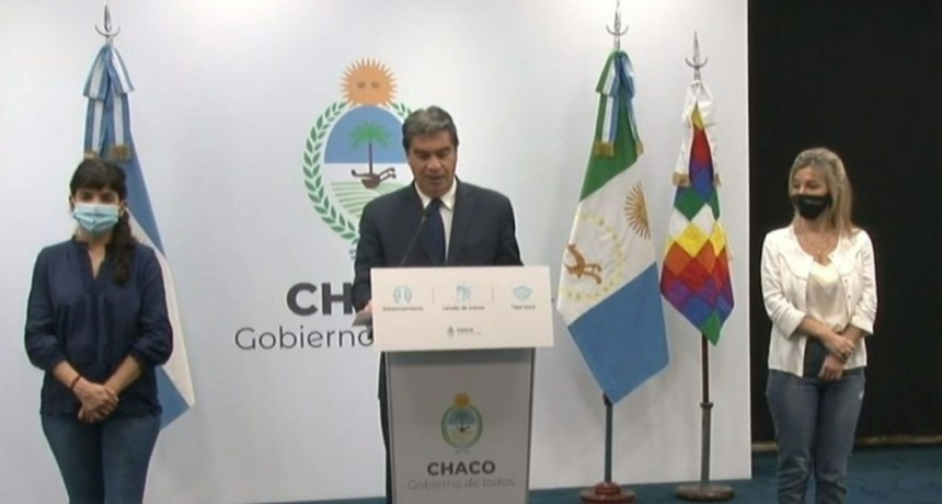 Chaco | Docentes: Capitanich anunció que reiniciará el pago de la cláusula gatillo