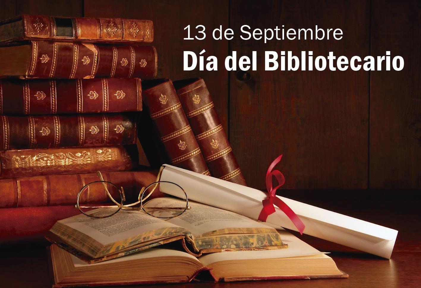 DIA DEL BIBLIOTECARIO