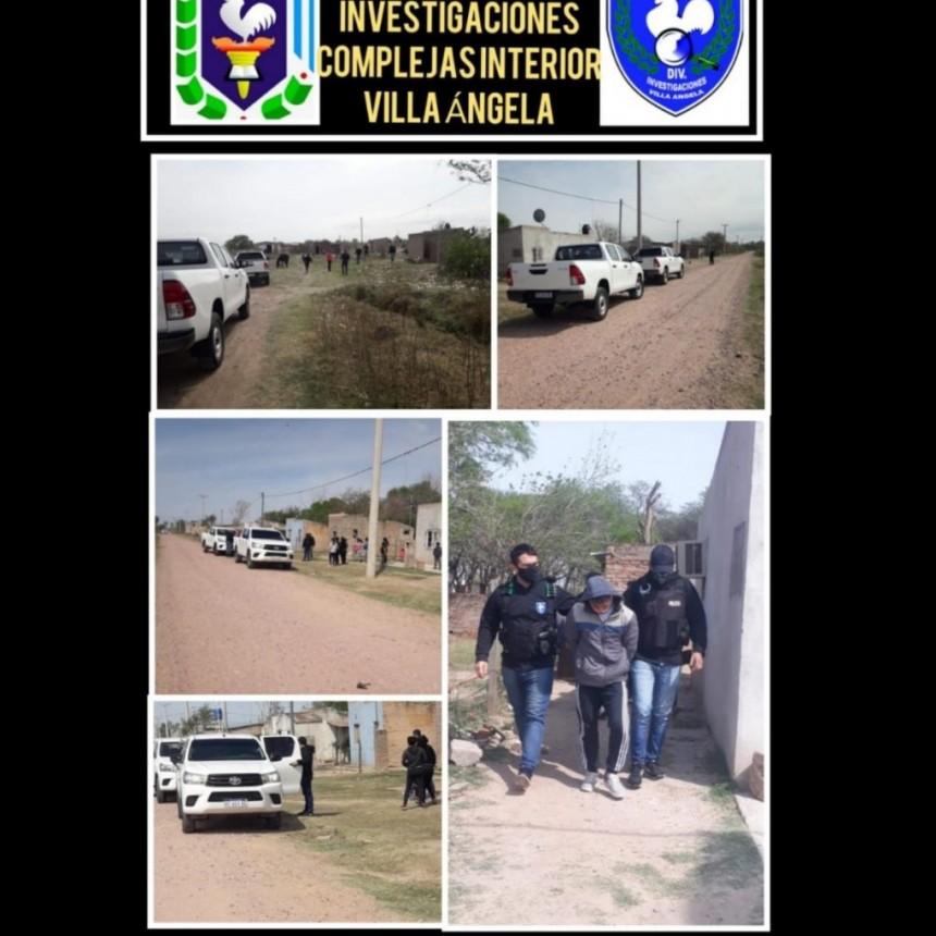 San Bernardo:  TRAS UN AMPLIO OPERATIVO POLICIAL DETIENEN A