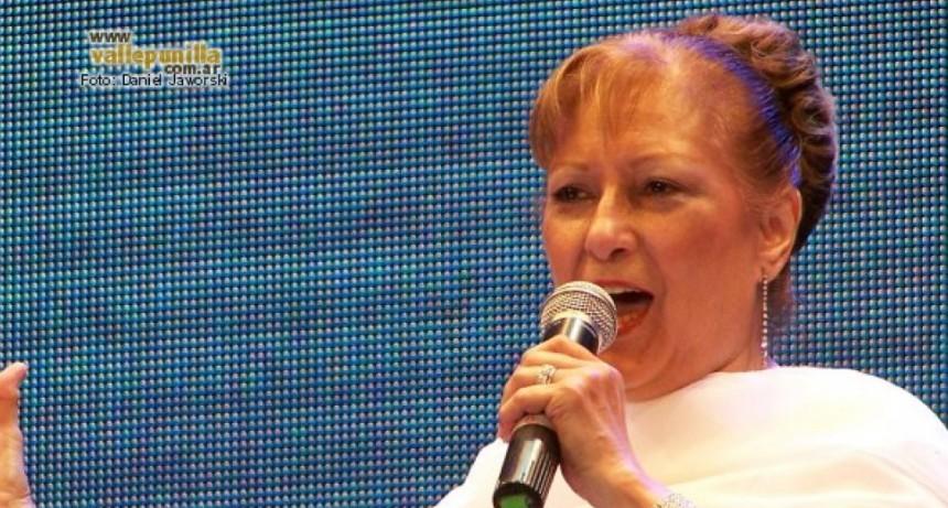 Falleció Ramona Galarza, la Novia del Paraná, mítica figura del chamamé