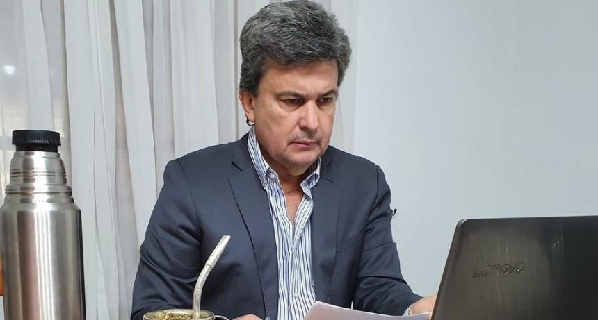Victor Zimmermann: SE REUNIÓ LA MESA CHACO Y SE TRATARON TEMAS COMO EL SEGUNDO PUENTE CHACO-CORRIENTES Y FONDO ALGODONERO