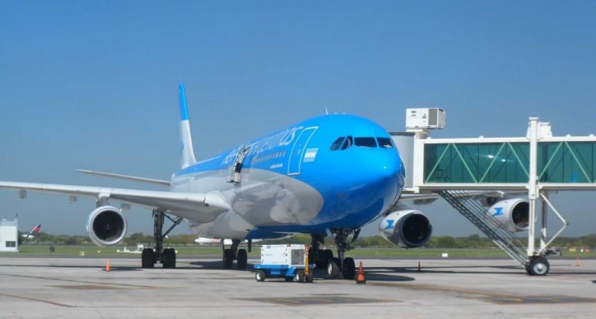 Aerolíneas Argentinas anunció más de 65 vuelos internacionales y regionales para octubre