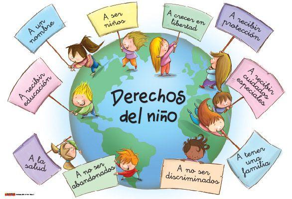 DÍA DE LOS DERECHOS DEL NIÑO Y ADOLESCENTE