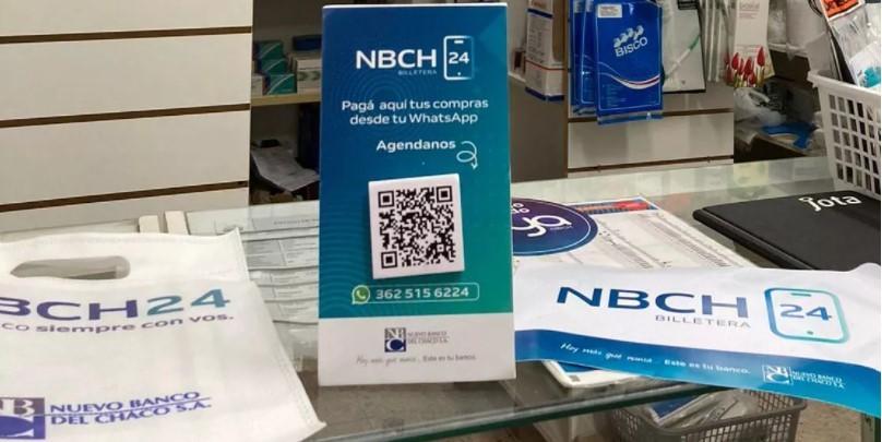 Tu semana con Billetera: todos los días, 40% de reintegro en pagos por WhatsApp con NBCH24