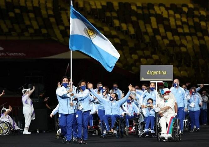 Argentina en los Juegos Paralímpicos con la mejor actuación de los últimos 25 años