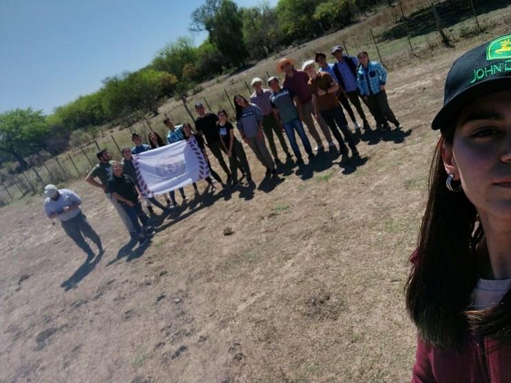 Villa Ángela - Con vista al Congreso de Ateneos a realizarse en Río Cuarto: Jóvenes de Nuestra Ciudad Lanzan una Rifa Pro Viaje