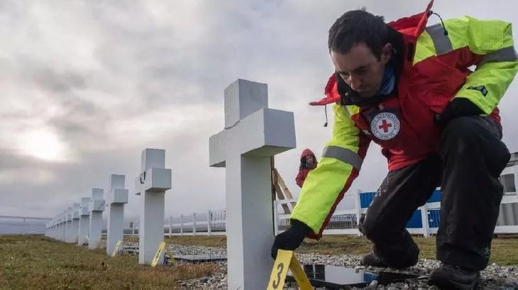 Malvinas: identificaron a cuatro combatientes argentinos caídos en la guerra