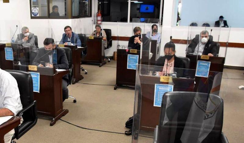 Diputados de la UCR adelantaron su postura sobre la transferencia de inmuebles a la Municipalidad