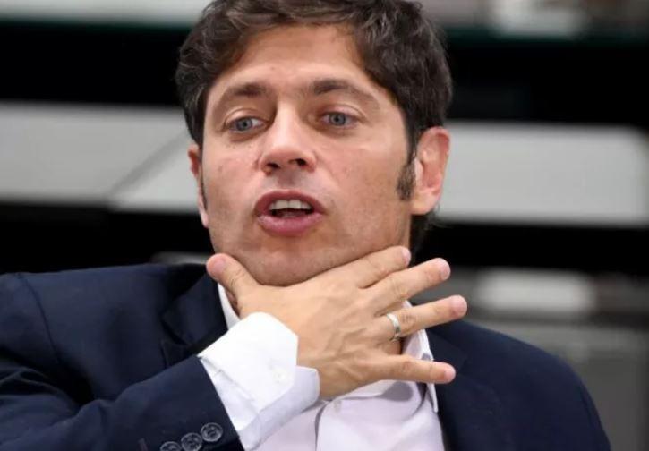Ministros de Buenos Aires pusieron a disposición su renuncia a Axel Kicillof, tras la derrota en las PASO