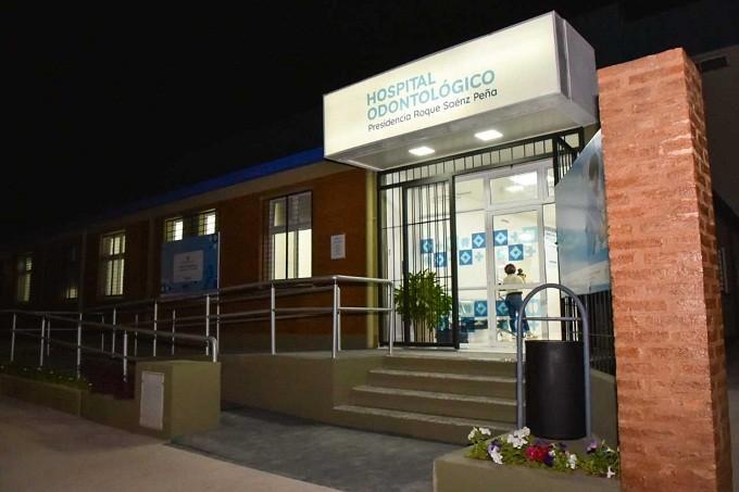 Hospital Odontológico de Sáenz Peña: en agosto superó las 3300 atenciones y primera prótesis aplicada