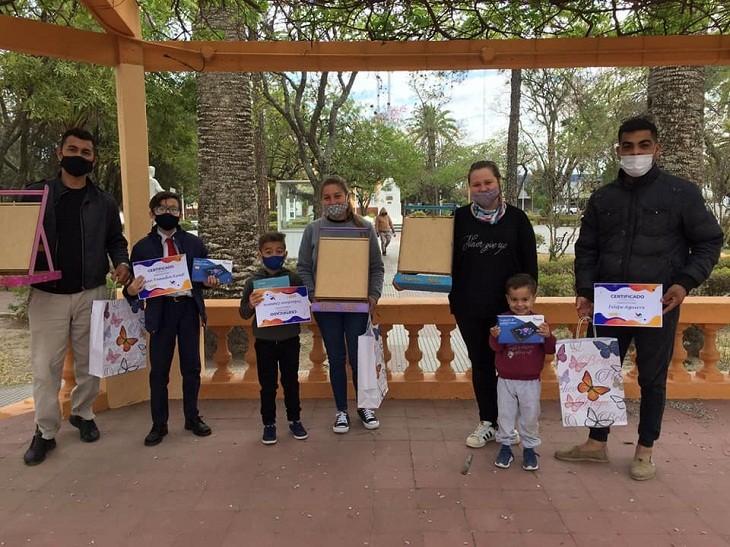 Villa Ángela: El Municipio entregó los Premios a los Ganadores del de