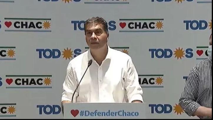 """Chaco: Capitanich realizará """"una investigación profunda"""" para saber por qué perdieron en las PASO"""