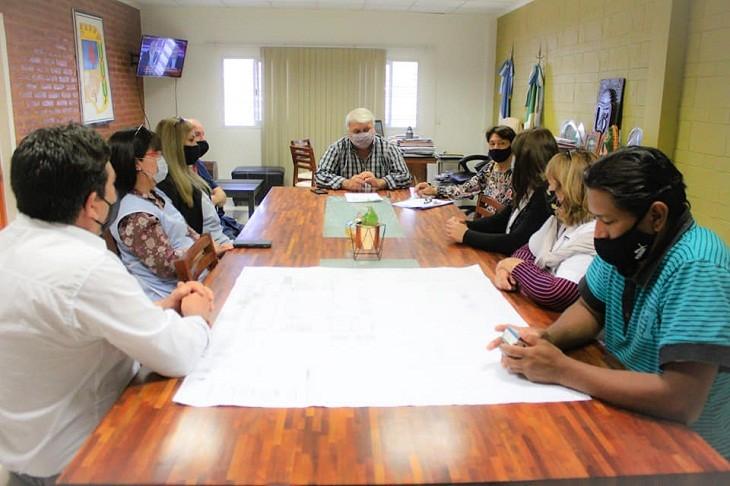 San Bernardo: El Municipio Hizo Entrega de 6 Subsidios a Instituciones de la Ciudad