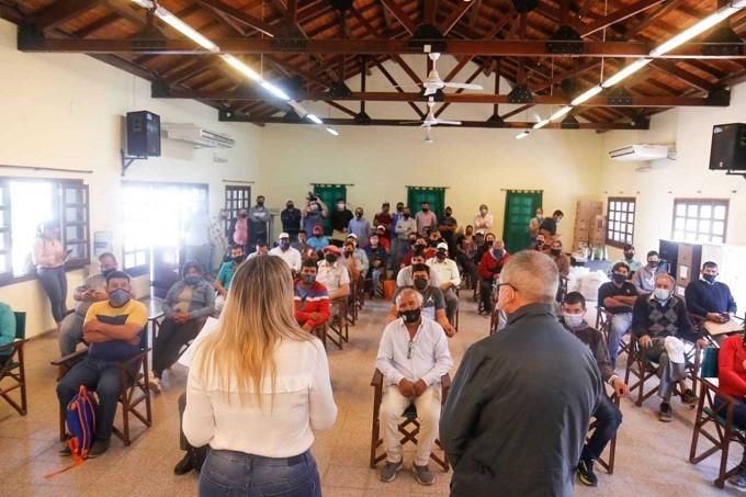 DERECHO ADQUIRIDO - Ladrilleros empezarán a recibir financiamiento mensual y estarán en el Presupuesto 2022