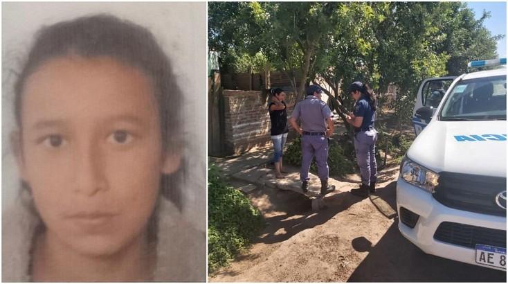 Buscan a Celeste Morales de 16 años, desapareció en Sáenz Peña