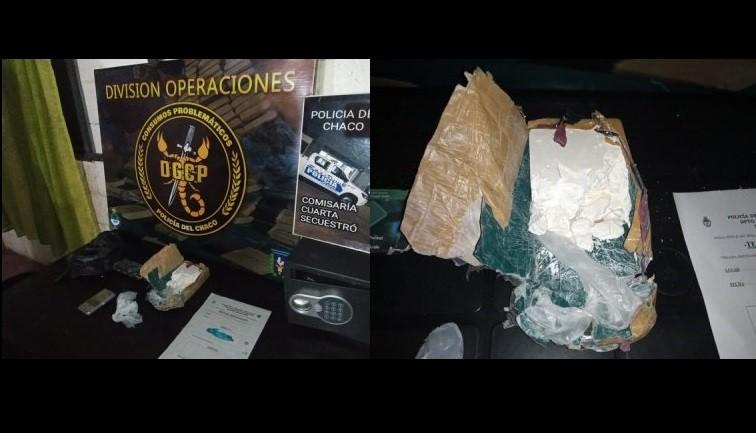 Resistencia: EN ALLANAMIENTOS SIMULTANEOS DESBARATAN KIOSKOS DE DROGAS