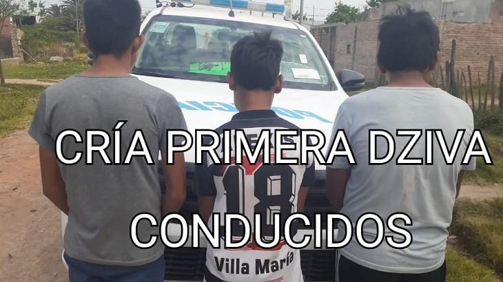Villa Ángela: Tres menores involucrados en la Sustracción de una Cámara de Vigilancia del Jardín Maternal y de Infantes Nº15