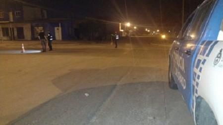 Villa Ángela:  Falleció un Joven al Perder el Control de su Motovehículo
