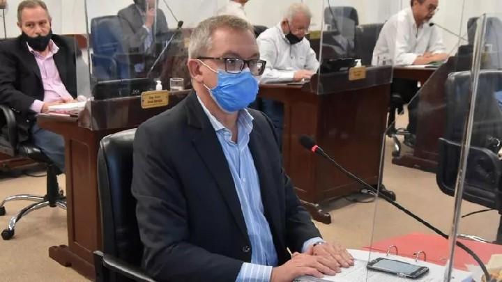 Volvió a fracasar la sesión legislativa, y Pedrini culpó a la oposición