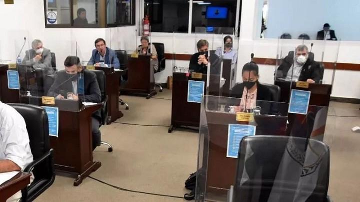 Sesión legislativa, sin quórum: la UCR apuntó a la