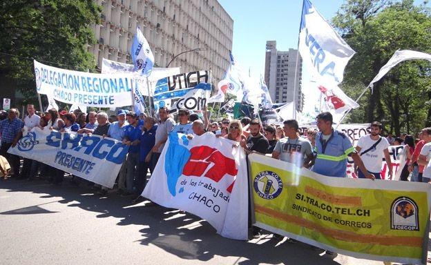 El Chaco es la tercera provincia del país con más conflictos laborales y paros