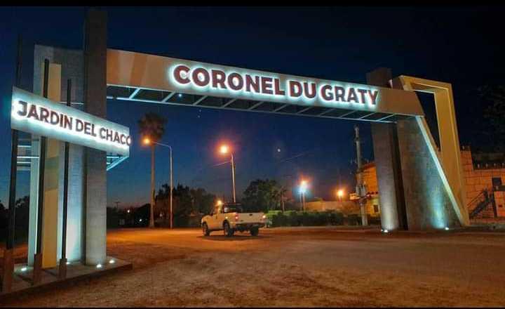 Cnel Du Graty: PRIMER CASO POSITIVO PARA COVID-19 EN LA LOCALIDAD