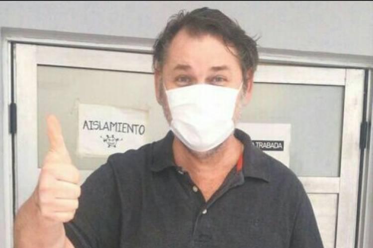 SAENZ PEÑA : Dieron de alta a paciente tratado con Ibuprofeno Inhalado que Diputados aprobo su uso y Ministerio todavia no