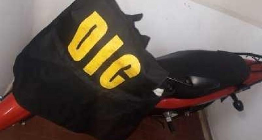 Resistencia: Con las manos en la masa: detienen a dos jóvenes que intentaban robar motos estacionadas