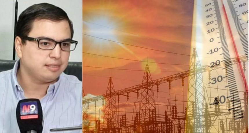 El Presidente de SECHEEP le solicitó a la población que use la energía
