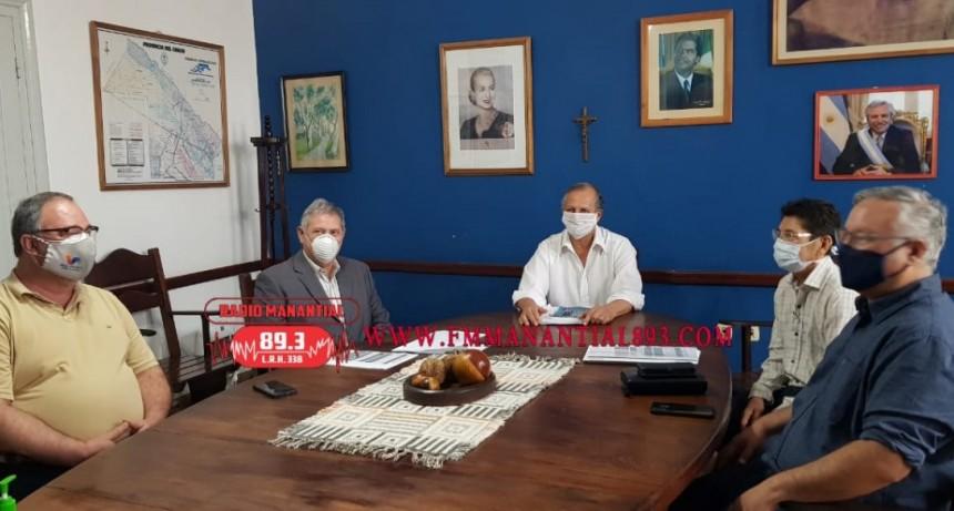 Villa Ángela: EL INTENDENTE PAPP INTENSIFICÓ LOS CONTROLES DE BIOSEGURIDAD