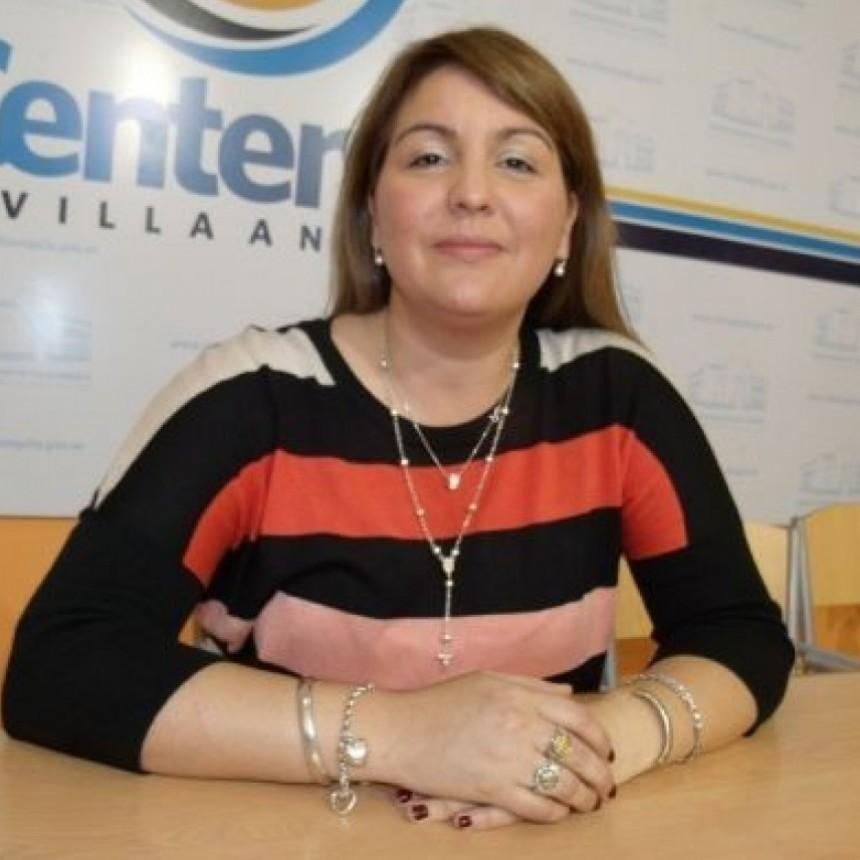 Villa Ángela: RENUNCIÓ LA CONCEJAL FERNANDA PEÑALVER  