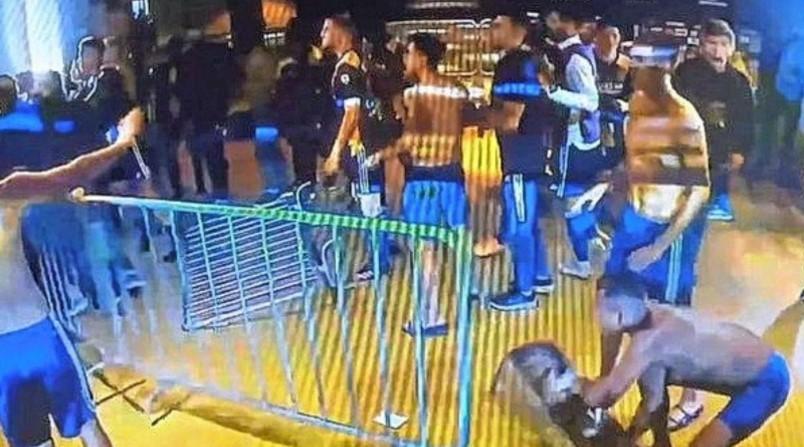 Dura sanción a Boca por los incidentes ante Atlético Mineiro por la Copa Libertadores