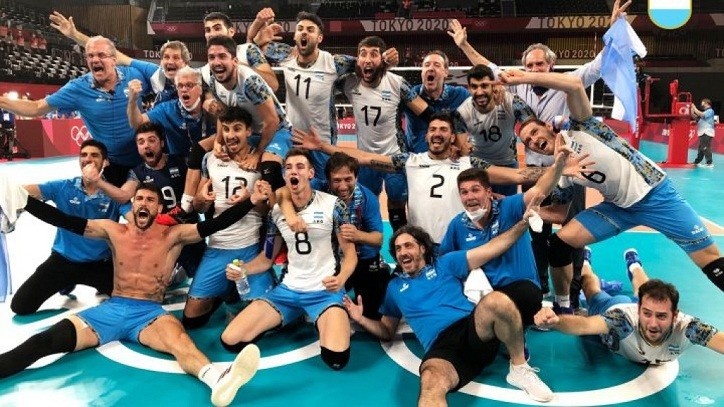 La Selección Argentina de Vóley ya conoce el fixture para la primera ronda del Mundial de Rusia