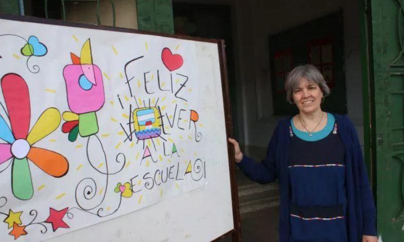 Una docente argentina fue elegida entre las 10 mejores del mundo
