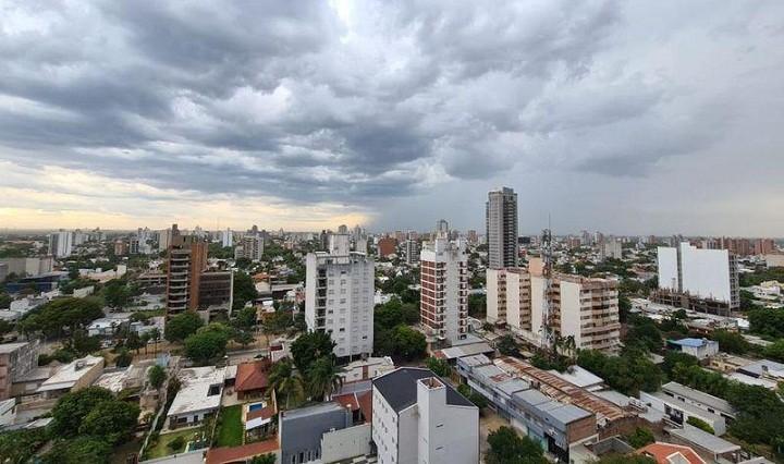 Chaco, bajo alerta naranja por tormentas fuertes o severas
