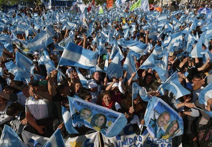 17 de Octubre: Alberto Fernández llamó a movilizarse en todas las plazas de país