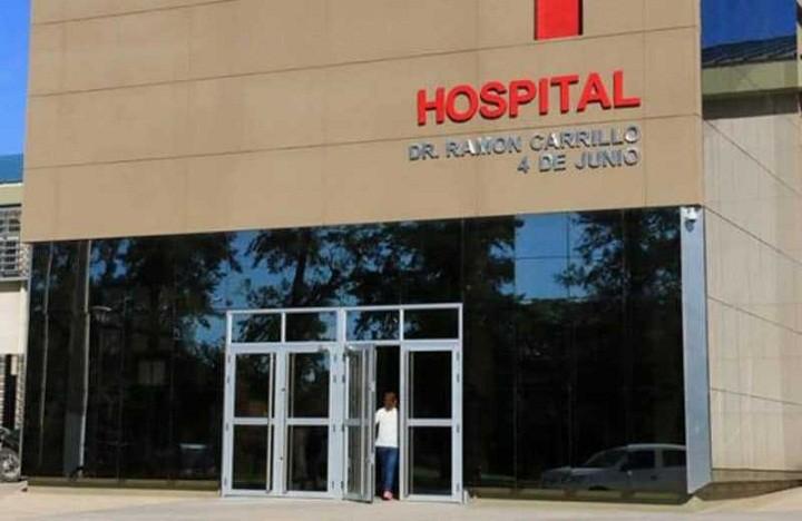 LO CONFIRMÓ SALUD PÚBLICA - En el hospital 4 de Junio de Sáenz Peña ya no hay pacientes internados con COVID-19