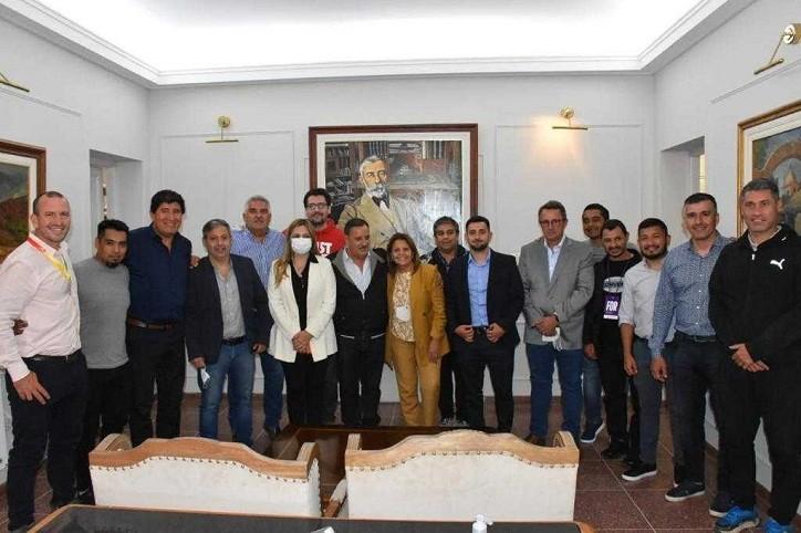 Se conformó la Comisión de Deportes del Norte Grande que será presidida por Chaco