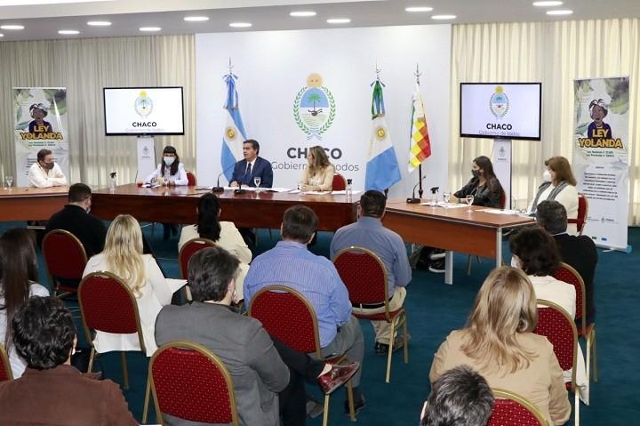 Ley Yolanda: comenzó la capacitación en ambiente y desarrollo sostenible para funcionarios del Poder Ejecutivo