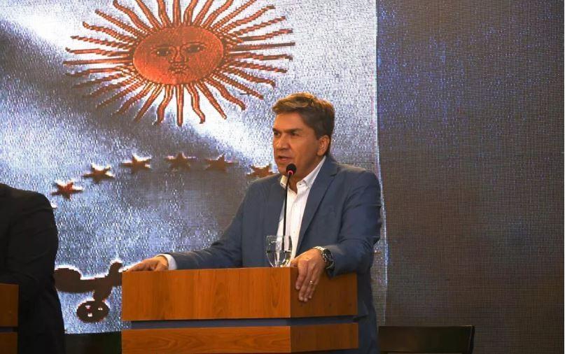 Zdero participó del debate pre-electoral: