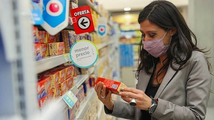 Supermercadistas aseguran trabajar para que el cambio de precios