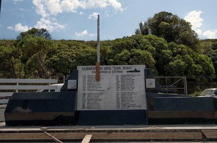 ARA San Juan: a cuatro años, inauguraron un memorial en Mar del Plata