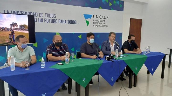 Sáenz Peña: DESIGNARON UN NUEVO DIRECTOR DE ZONA SANITARIA VII