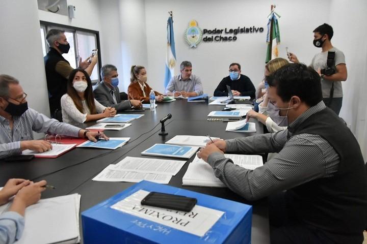 PÉREZ PONS PRESENTÓ EL PRESUPUESTO 2020 ANTE LA LEGISLATURA |