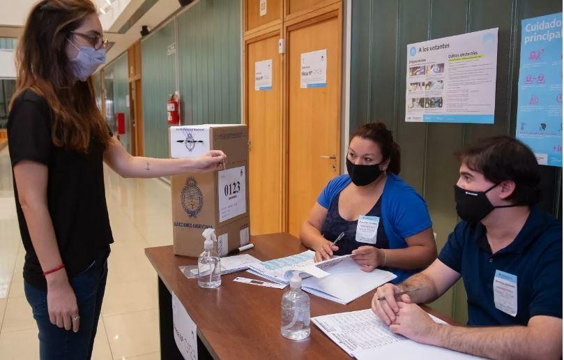 Elecciones: QUIENES NO VOTARON EN LAS PASO PODRÁN HACERLO EN LAS GENERALES DE NOVIEMBRE