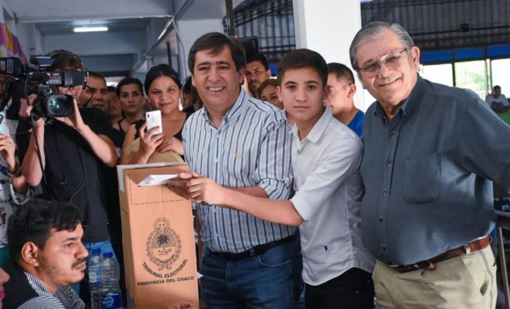 Ganó Gustavo Martínez y será el nuevo intendente de Resistencia